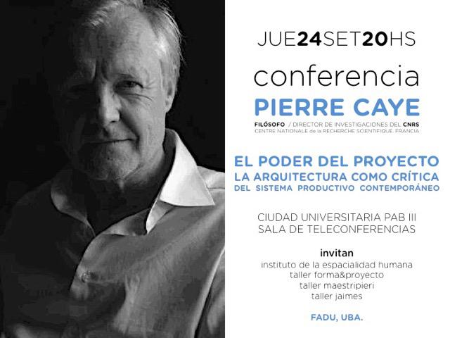 Pierre Caye